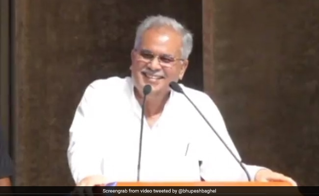 Bhupesh Baghel To Stay As Chhattisgarh Chief Minister: State Home Minister