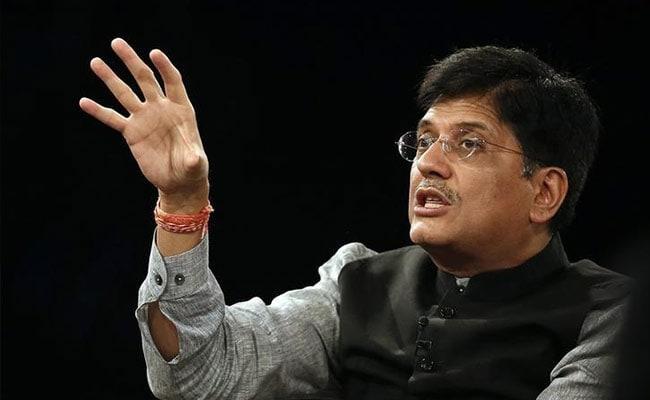 Exports At The Cusp Of Exponential Growth, Says Piyush Goyal
