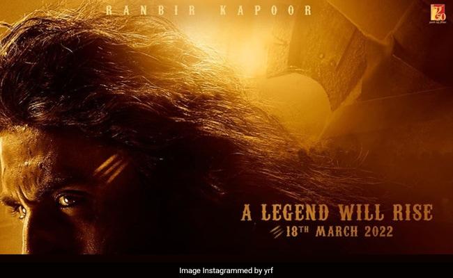 Shamshera First Look: 'Legend' Ranbir Kapoor Features In Birthday Surprise