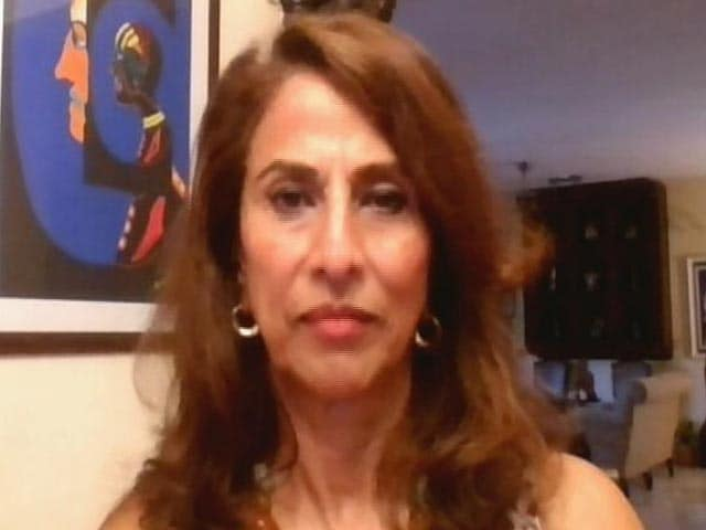"""Video : """"Extremely High-Stress Profession"""": Shobhaa De On Actor Sidharth Shukla's Death"""