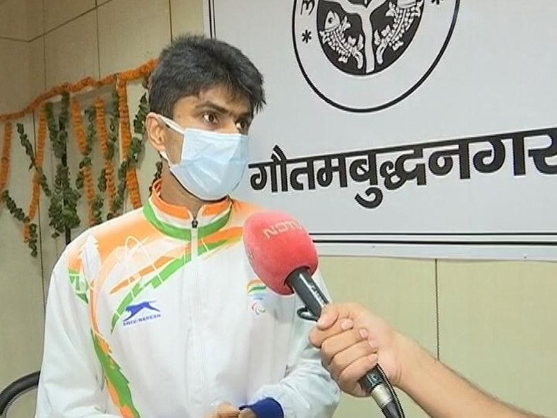 """""""No Greater Feeling"""": Suhas Yathiraj To NDTV On Winning Tokyo Paralympics Silver"""