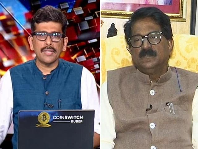 """Video : """"Silence On All Sides, Is It Because It Is Gujarat?"""": Sena MP On Drug Bust"""