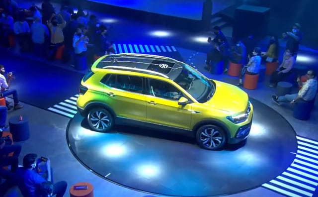 Video : Volkswagen Taigun Compact SUV Launched