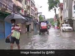 Kolkata, Adjoining Areas Witness Heavy Rain