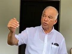 Former Goa Chief Minister Luizinho Faleiro In Kolkata, Likely To Join Trinamool Tomorrow