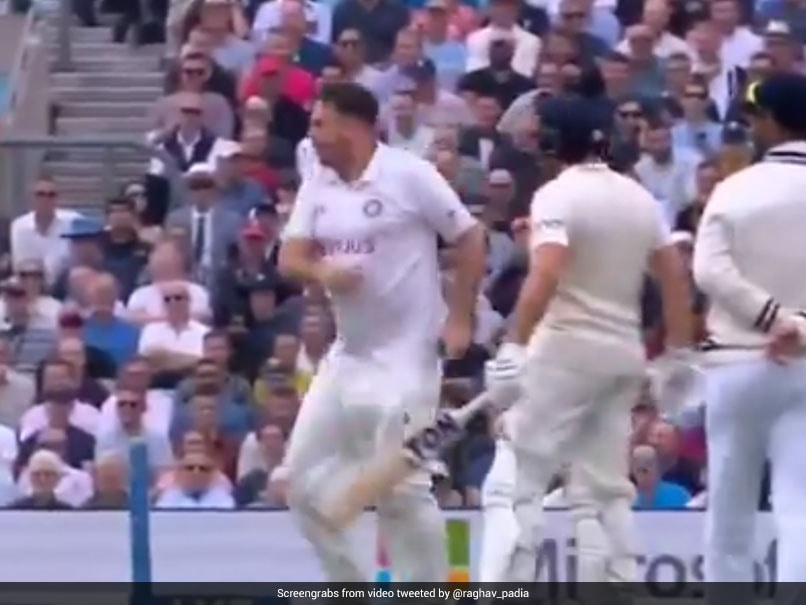 Watch: Jarvo Barges Into Jonny Bairstow On Day 2 Of England vs India 4th Test, Leaves Twitter Fuming