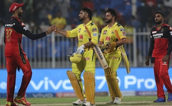 IPL 2021: CSK Register Comfortable 6-Wicket Victory Against RCB