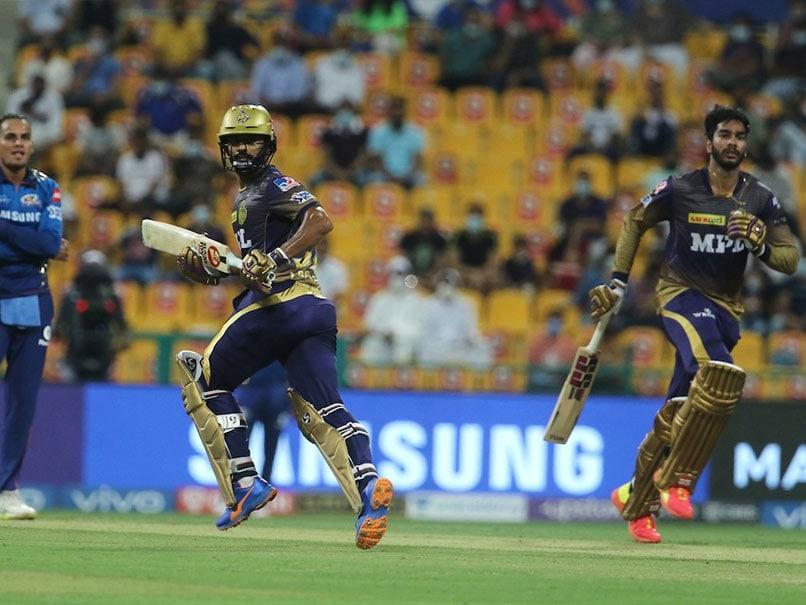 Highlights IPL 2021 Score, MI vs KKR: Rahul Tripathi, Venkatesh Iyer  Half-Centuries Help Kolkata Knight Riders Defeat Mumbai Indians By 7 Wickets  | Cricket News