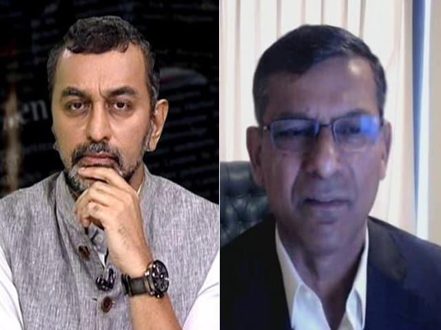 Video : Raghuram Rajan: Divisiveness Emerging In India At National Level