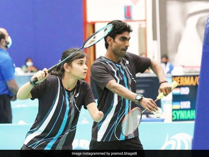 Tokyo Paralympics: Indias Pramod Bhagat-Palak Kohli, Three Others Enter Badminton Semis