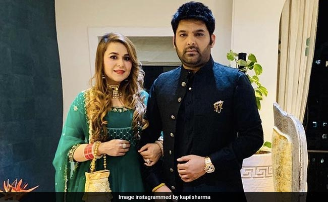 Kapil Sharma Recalls Shutting Down His Show Because He 'Stopped Trusting People,' Calls Wife Ginni Chatrath His 'Strong Pillar'