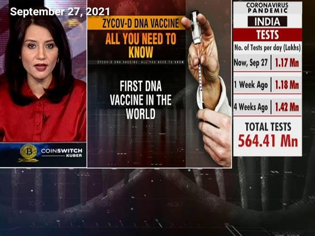 Video : ZyCoV-D DNA Vaccine: All You Need to Know