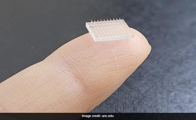 New 3D Printed Vaccine Patch More Effective Than Traditional Jabs: US Study
