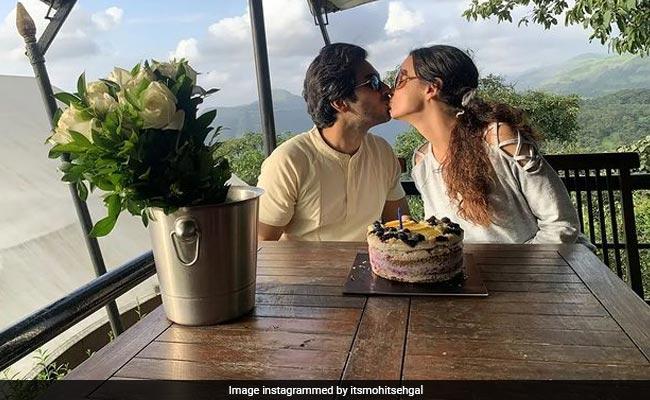 On Sanaya Irani's Birthday, An Adorable Post From Husband Mohit Sehgal