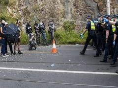 Australia Reports 1,882 New Covid Cases; Police Quell Anti-Lockdown Protests