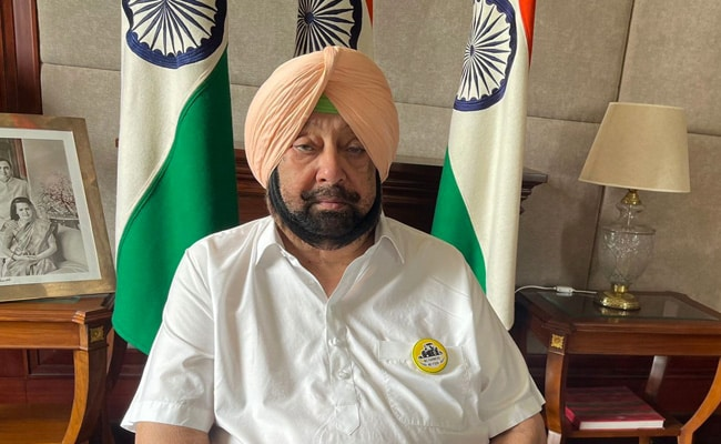'Stand With Farmers': Amarinder Singh To New Punjab Chief Minister