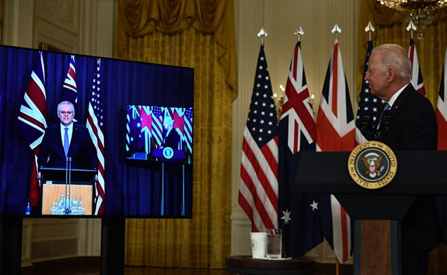 Biden Appears To Forget Australian PM's Name, Says 'Fellow Down Under'