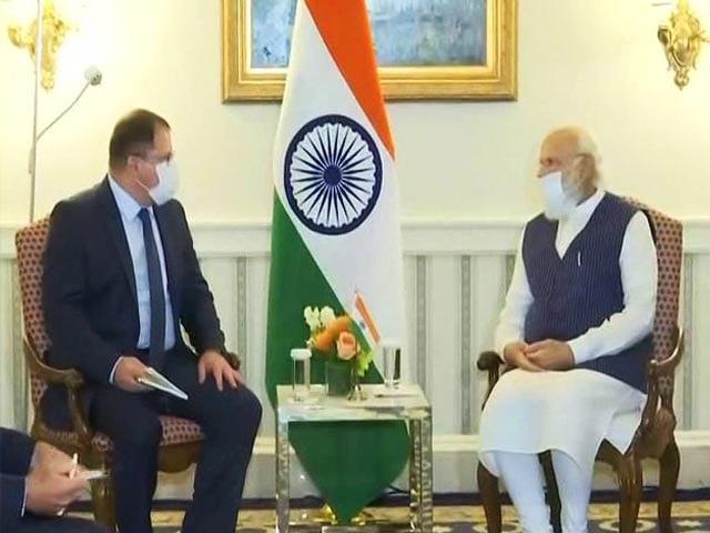 Video : 5G, Public WiFi On Agenda As PM Modi Meets Qualcomm Chief In US