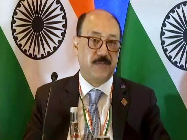 """Video : """"In PM's Meetings, Suo Motu Recognition Of Concerns On Pak Support To Terror"""": Foreign Secretary"""