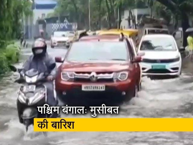 Videos : पश्चिम बंगाल में भारी बारिश से कई इलाकों में बाढ़ जैसे हालात, पश्चिम मेदिनीपुर सबसे ज्यादा प्रभावित