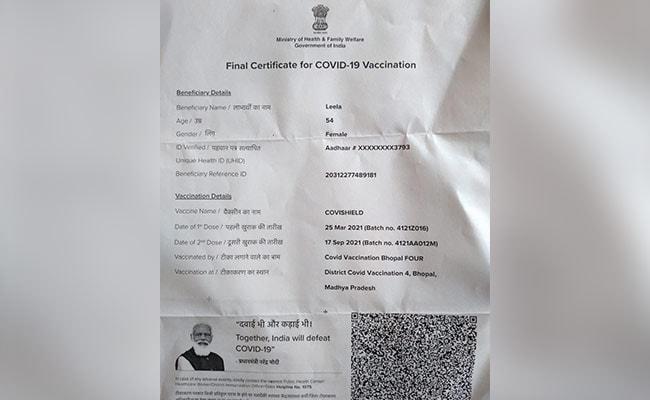 A Madhya Pradesh Twist To Record Vaccination Numbers On PM Modi Birthday