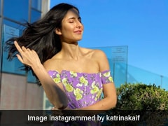 Katrina Kaif's Sunny Day In Turkey Is Complete Only With A Flowery Lilac Corset Dress
