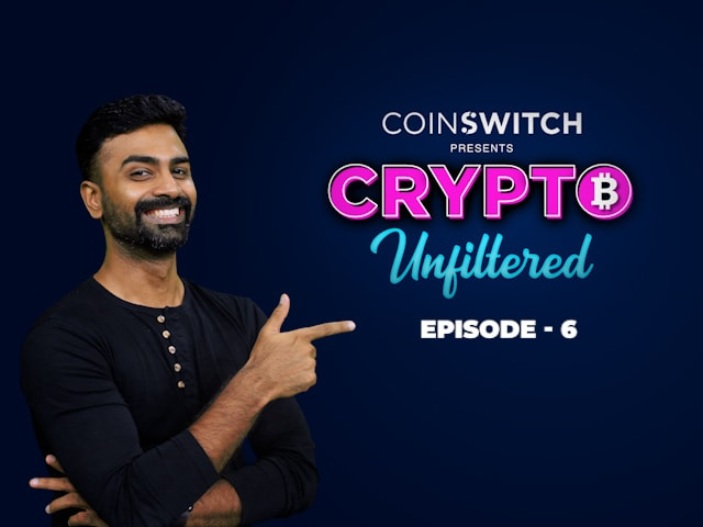 Video : Crypto Unfiltered Episode 6   Will Crypto Be Regulated in India?