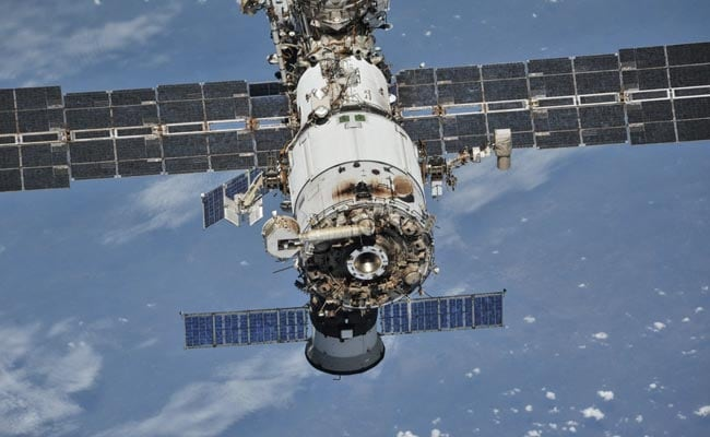 Smoke Detected In Russian Module On International Space Station