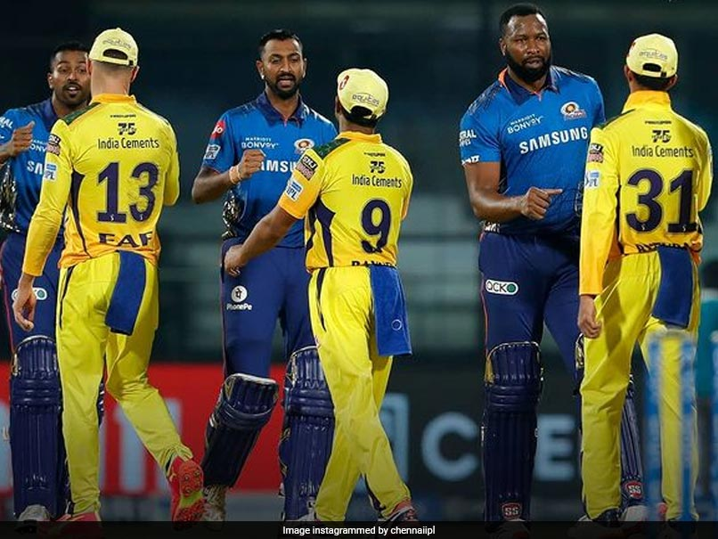 Watch: Chennai Super Kings Stars Relive Past Clashes Against Mumbai Indians Ahead Of UAE Tie In IPL 2021