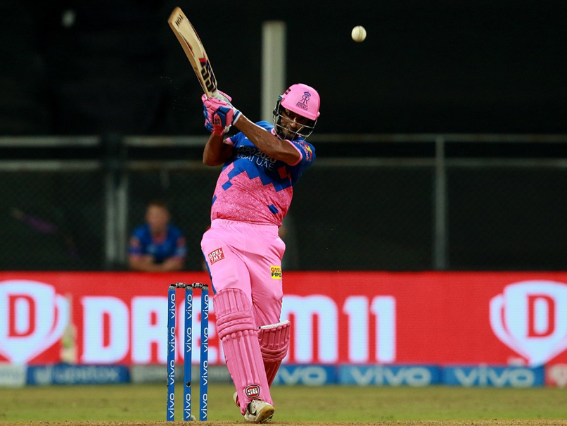 """""""When Shivam Dube Went Big"""": Watch Rajasthan Royals All-Rounders Top Class Seven Sixes During Practice"""