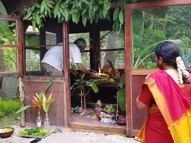 Video : Karnataka Permits Muted Public Celebrations Of Ganesh Chaturthi With Covid Curbs