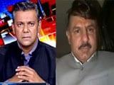 "Video : ""New Punjab Government Should Have Been Careful"": Navjot Sidhu's Advisor"