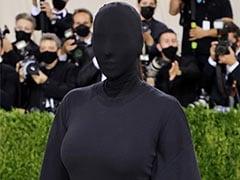Kim Kardashian, Rihanna And More Make Literal Top-To-Toe Black A Thing At The MET Gala 2021