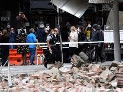"""Like A Wave Of Shaking"": Rare Earthquake Jolts Australia's Melbourne"