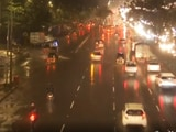 Video : Rain Lashes Mumbai, Vehicular Traffic Hit