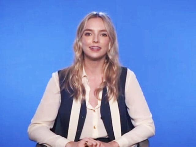 Video : Actress Jodie Comer On Working With Ryan Reynolds In <i>Free Guy</i>