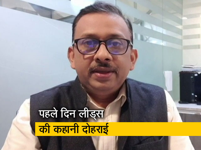 Videos : ENG vs IND: ओवल टेस्ट के पहले दिन जमकर चला शार्दुल ठाकुर और उमेश यादव का बल्ला