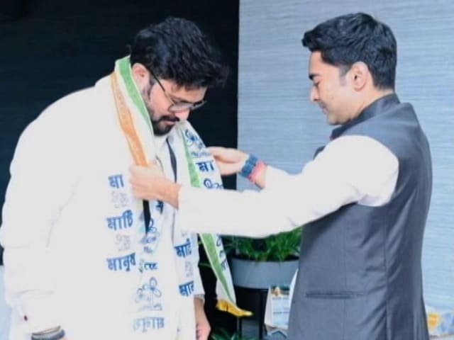 Video : Former Union Minister Babul Surpriyo Now In Team Mamata