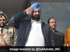 Who Is Sukhjinder Singh Randhawa, Likely To Be Next Punjab Chief Minister