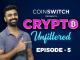 Video : Crypto Unfiltered Episode 5 | How to Make a Smarter Investment In Crypto