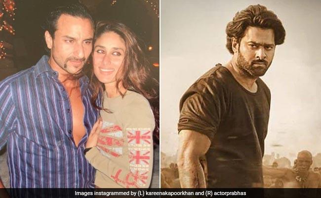 Prabhas sent biryani to Saif Ali Khan, Kareena Kapoor said – if Bahubali has sent it, it will be best, see photo