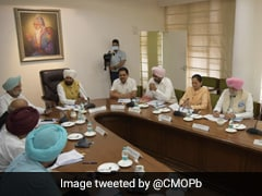 In Emergency Meet, Punjab Ministers Pass Resolution In Support Of Farmers