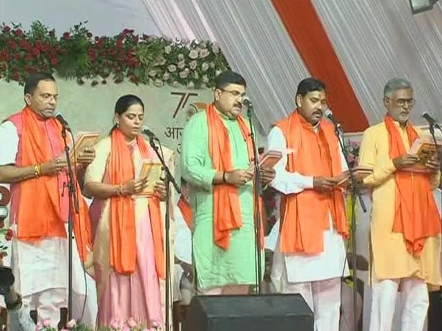 Video : All-New Cabinet In Gujarat, Bhupendra Patel To Hold First Meeting Today