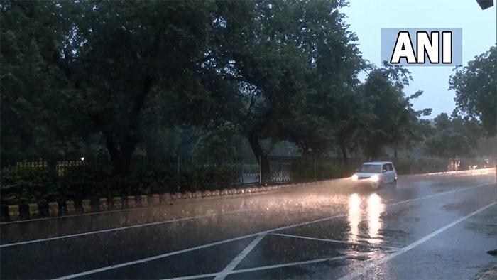 Delhi's Heavy Rain Alert Today, Days After 46-Year High