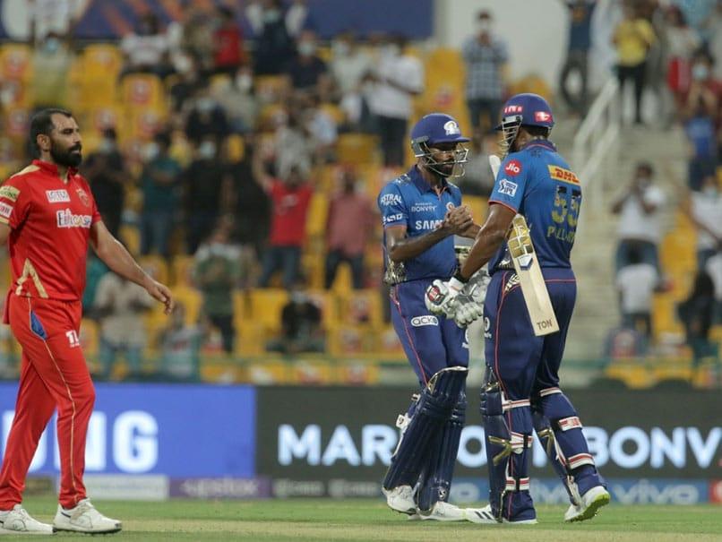 IPL 2021, Mumbai Indians vs Punjab Kings: Hardik Pandya Finds Form As Mumbai Indians Beat Punjab Kings By 6 Wickets