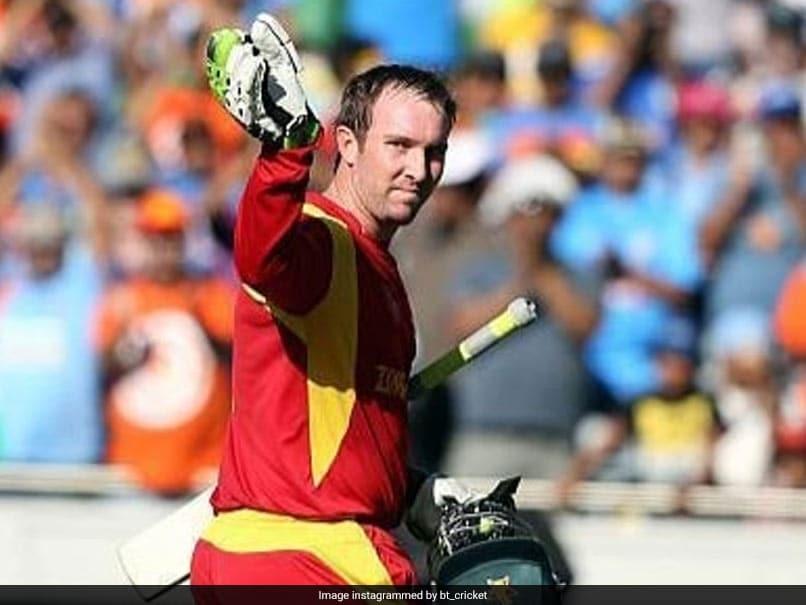 Zimbabwes Brendan Taylor Announces Retirement From International Cricket
