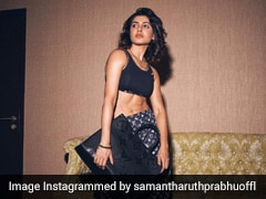 Samantha Ruth Prabhu Is Always On The Go In A Sports Bra And Her Rs 2.7 Lakh Louis Vuitton Handbag