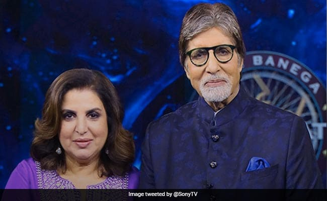 When Amitabh Bachchan Was Scolded By Farah Khan: 'Who Do You Think You Are?'