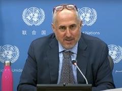 'We Remain Hopeful India-Pak Dialogue Can Happen': UN To NDTV