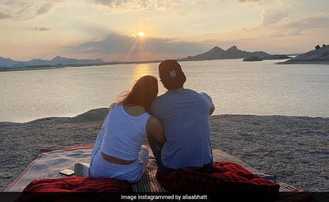 'Happy Birthday, My Life': Alia Bhatt's Post For Ranbir Kapoor Is A Vacation Postcard